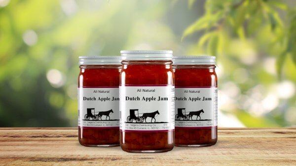 Dutch Apple Jam