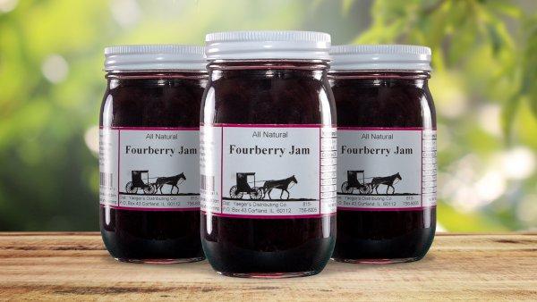 Fourberry Jam
