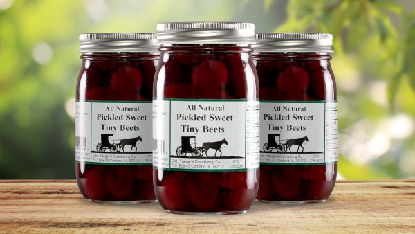 Pickled Sweet Tiny Beets