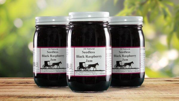 Seedless Black Raspberry